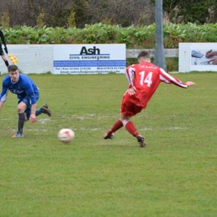 Holywell Town 4-0 Mold Alex
