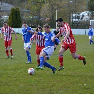 Holywell Town 0-2 Caersws
