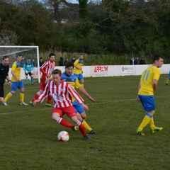 Wellmen draw against Porthmadog