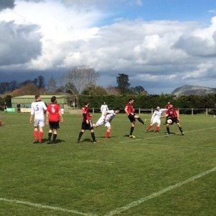 Guilsfield 3-0 Holywell Town