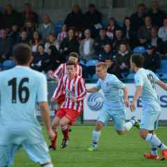 Heartache for Town in NEWFA Challenge Cup Final