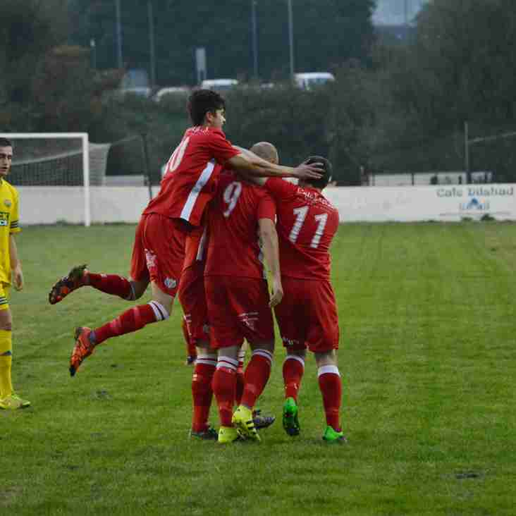 Holywell Town on top in local derby