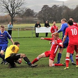Ruthin Town 2-1 Holywell Town