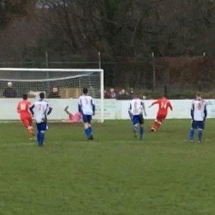 Holywell Town 1-1 Holyhead Hotspur