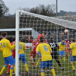 Holywell Town 2-1 Porthmadog