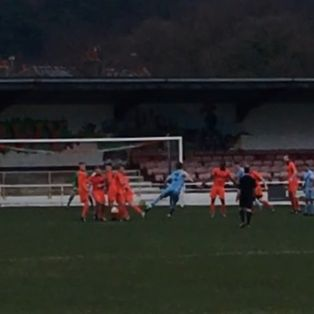 Conwy Borough 1-3 Holywell Town