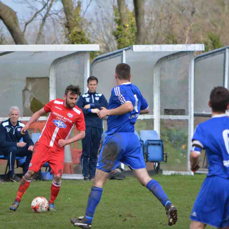 Holywell Town 4-3 Ruthin Town (1st April 2017)