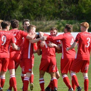 Holywell Town 2-1 Llanfair United