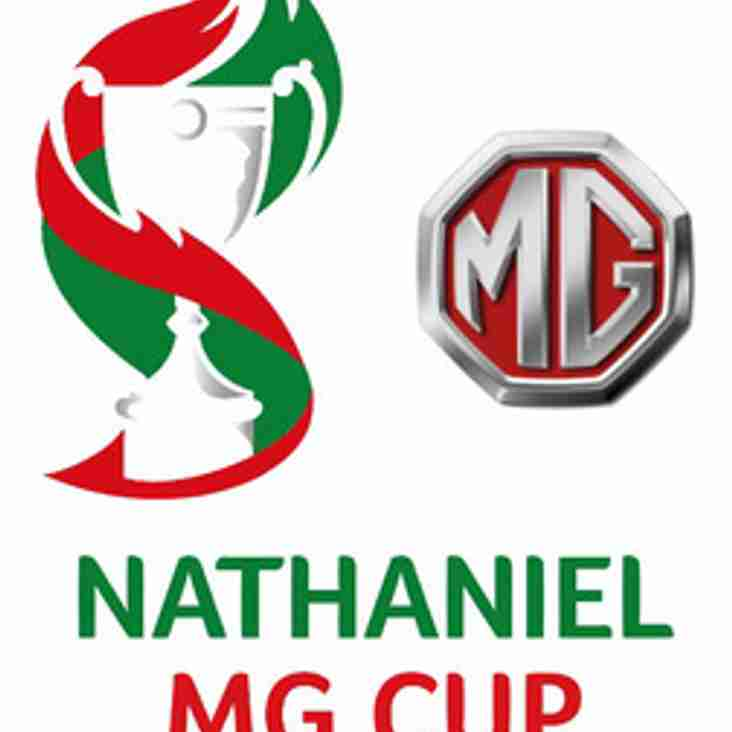 Wellmen bow out of Nathaniel MG Cup