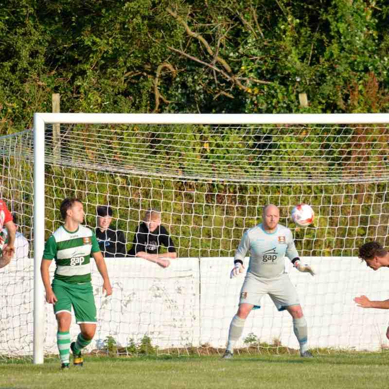 Holywell Town 6 - 1 Brickfield Rangers