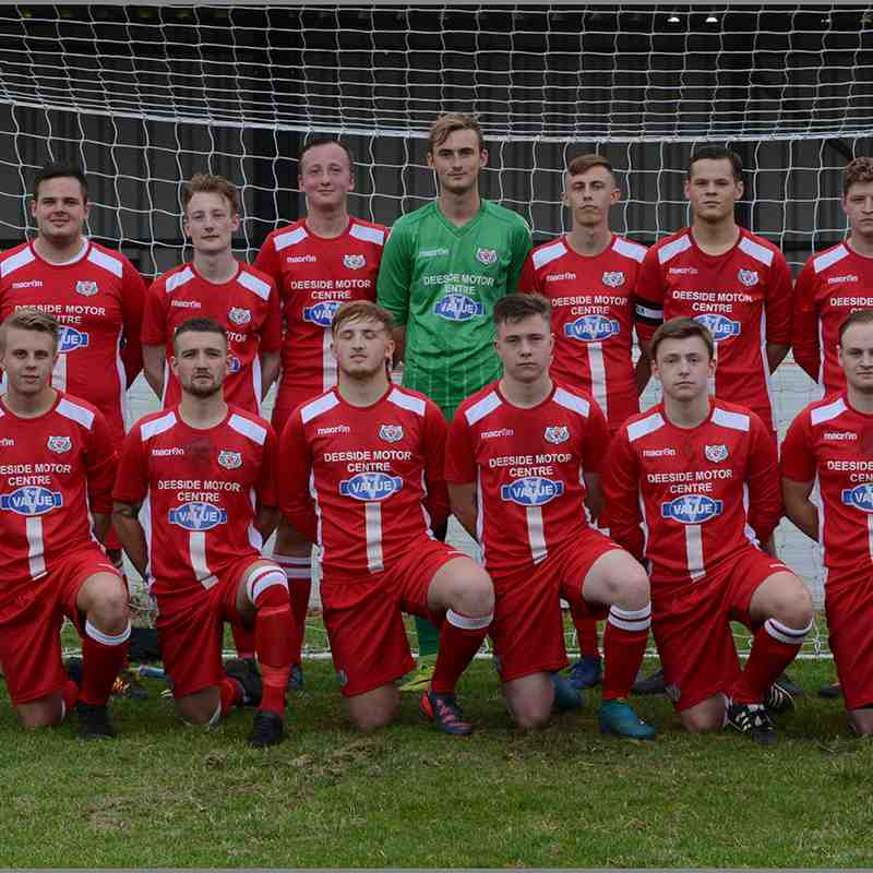 Holywell Town Reserves 6-0 New Brighton Villa (Tuesday 22nd August 2017) (c) Chris Noble