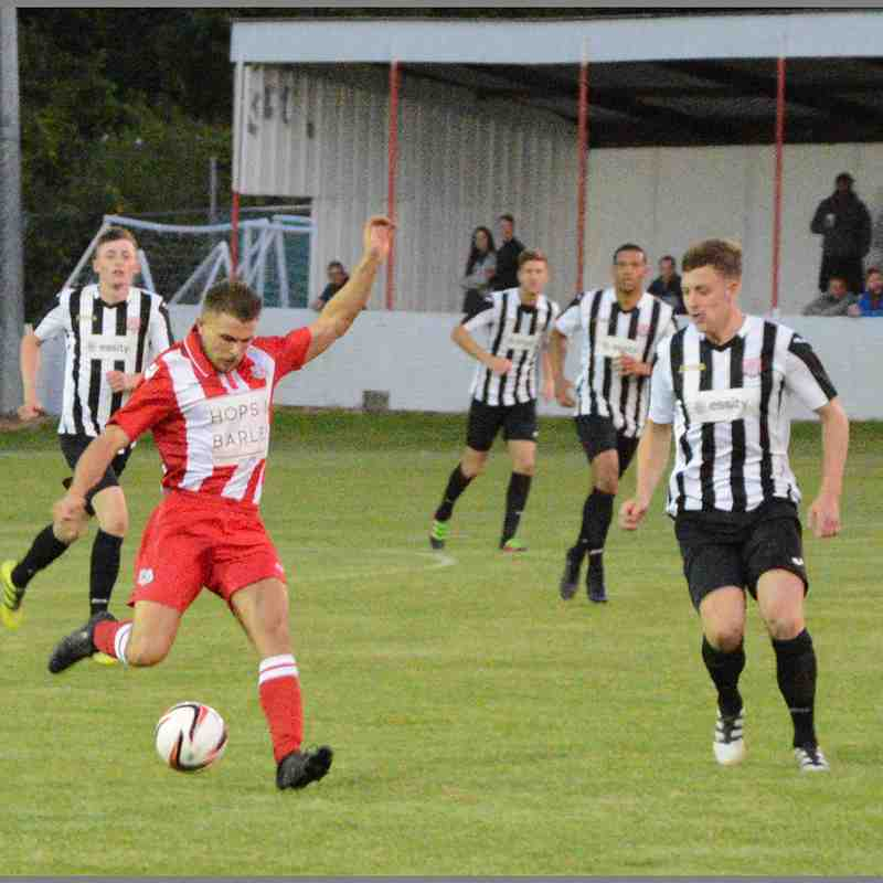 Holywell Town 3-3 Flint Town United 23/8/17 (c) Chris Noble