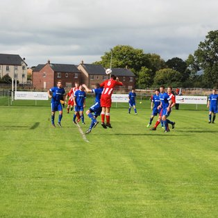 Ruthin Town 4-4 Holywell Town