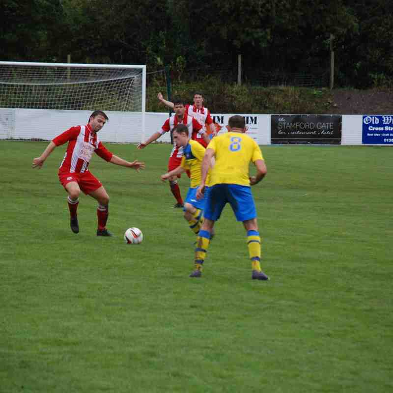Holywell Town 2-0 Porthmadog, 30th September 2017 (c) Lee Douglas