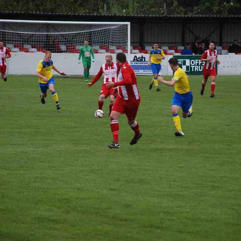 Holywell Town 2-0 Porthmadog, 30th September 2017 (c) Lee Douglas