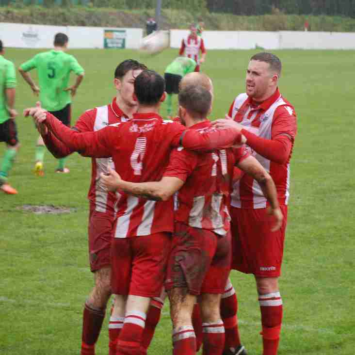 Wellmen progress into the 2nd Round of Welsh Cup