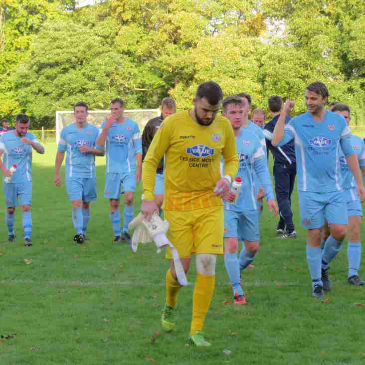 Wellmen remain in 3rd place in League