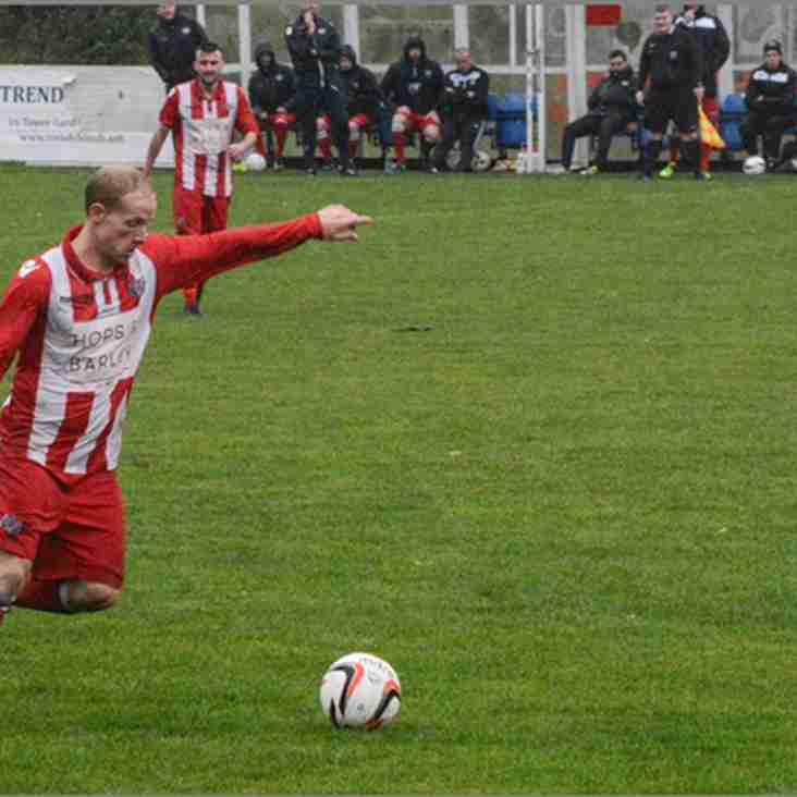 Wellmen knocked out of League Cup