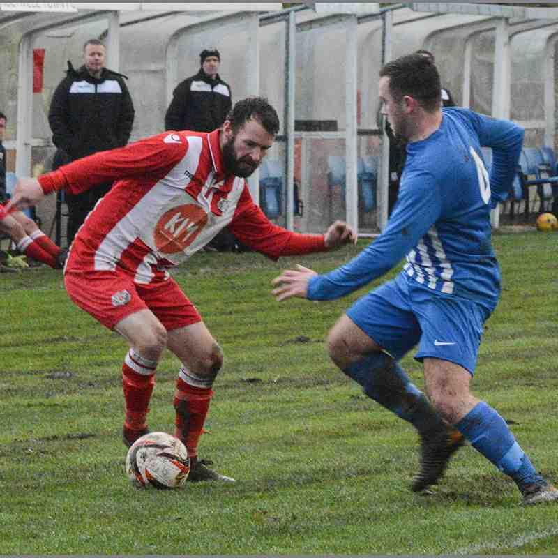 Holywell Town 4-0 Holyhead Hotspur