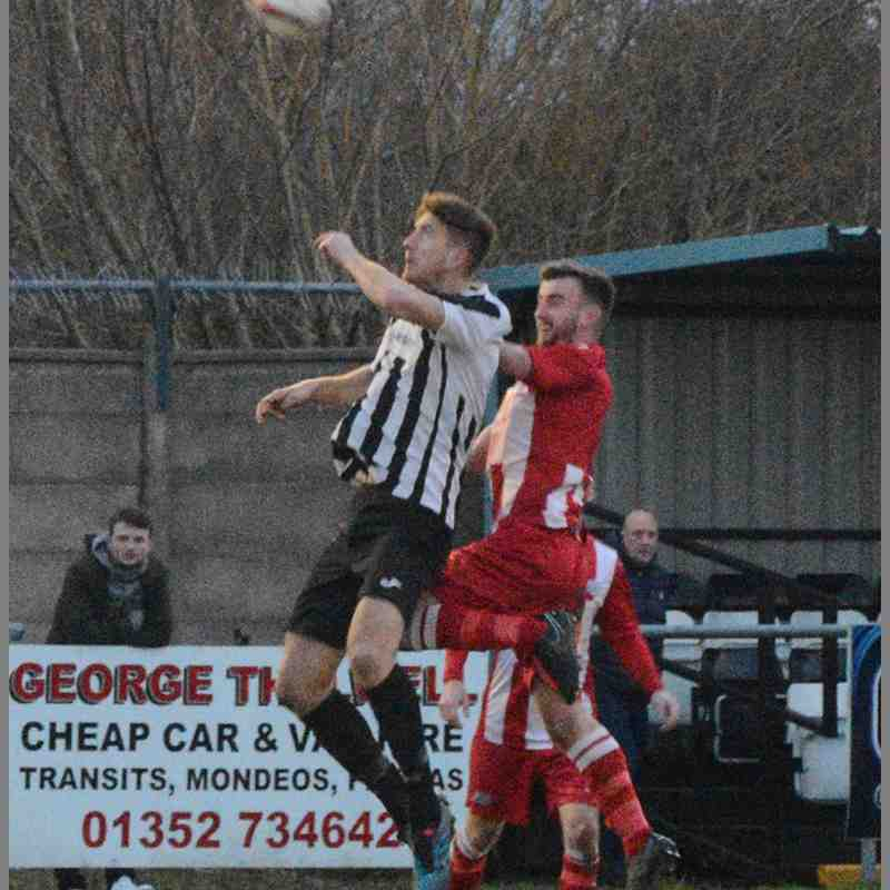 Flint Town United 0-3 Holywell Town (26th December 2017) (c) Chris Noble