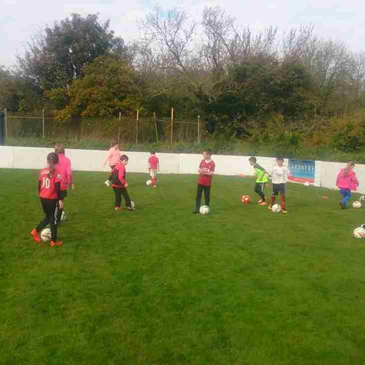 HTFC Football in the Community - February Half Term Soccer Camps