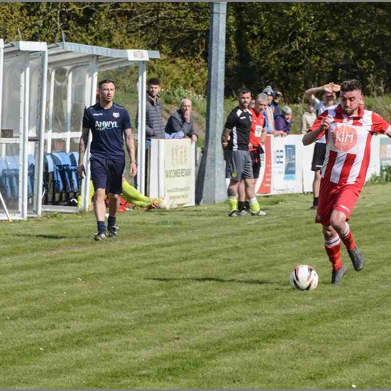 Holywell Town 0-2 Guilsfield, 28th April 2018 (c) Chris Noble