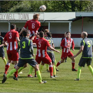 Holywell Town 0-2 Guilsfield