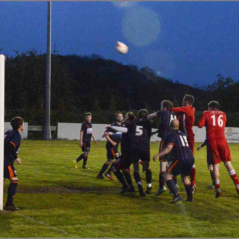 Holywell Town Reserves 3-3 Maesgwyn Reserves (April 2018) (c) Chris Noble