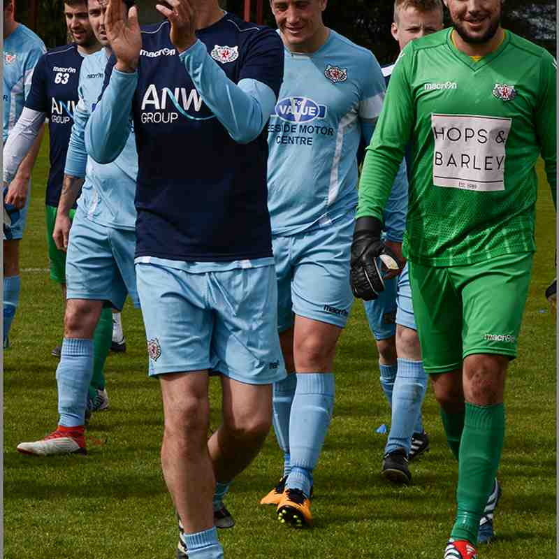 Porthmadog 1-1 Holywell Town Saturday 12th May 2018 (c) Chris Noble
