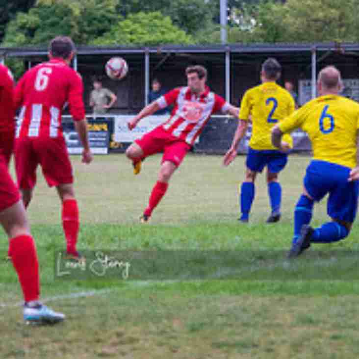 Wellmen fire 5 past Heswall
