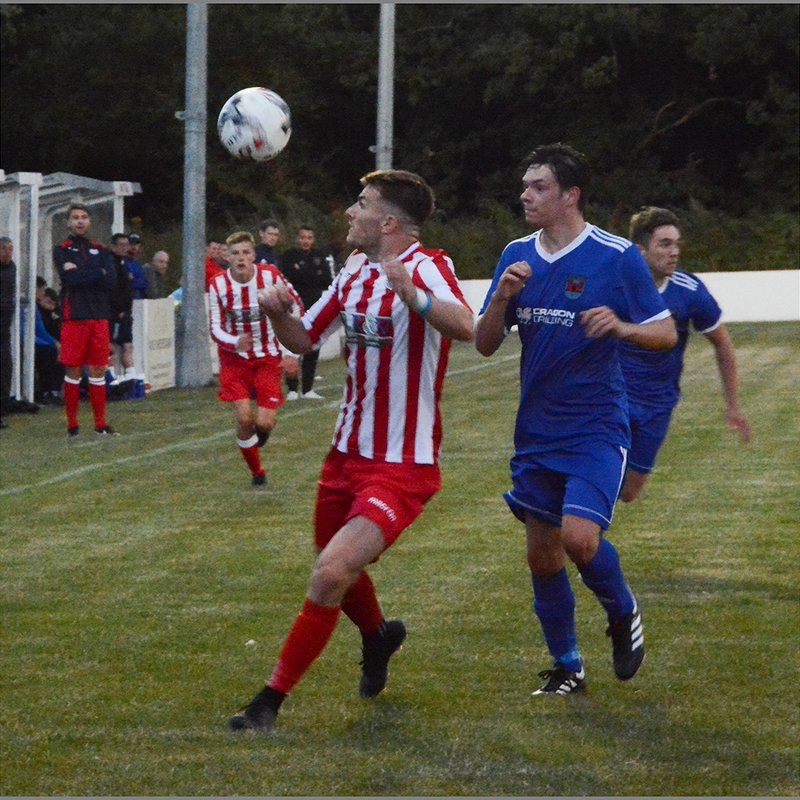 Holywell Town 0-3 Ruthin Town 10th August 2018