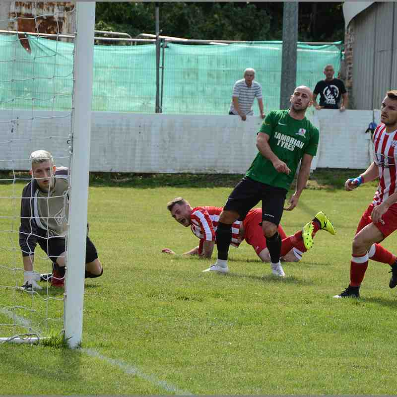 Holywell Town 2-3 Penrhyncoch : 18th August 2018 (c) Chris Noble