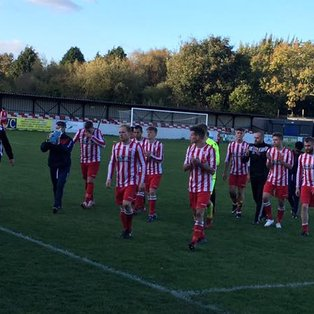 Holywell Town 2-2 Guilsfield
