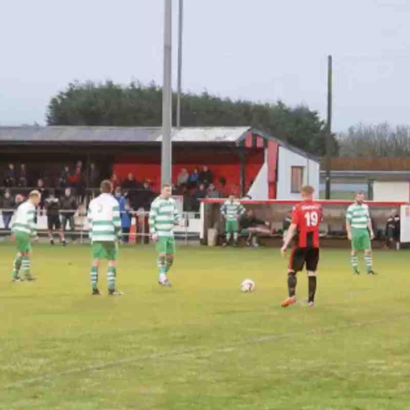 Porthmadog 4-1 Holywell Town