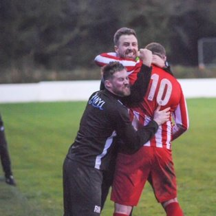 Holywell Town 2-1 Flint Town United