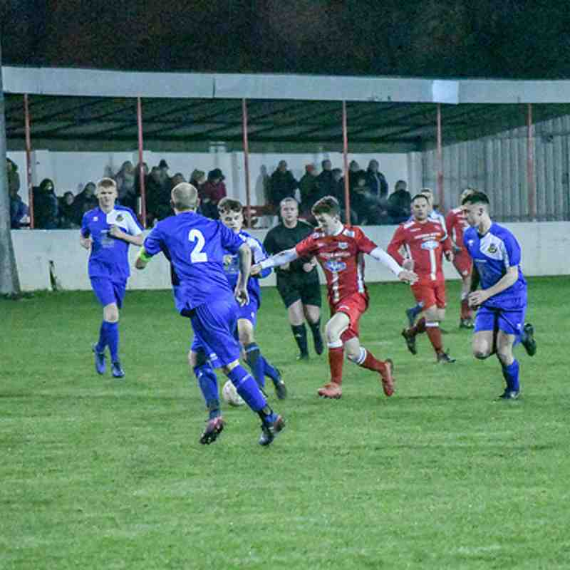 Holywell Town Reserves 2-1 Rhydywmyn Reserves, 18th January 2019
