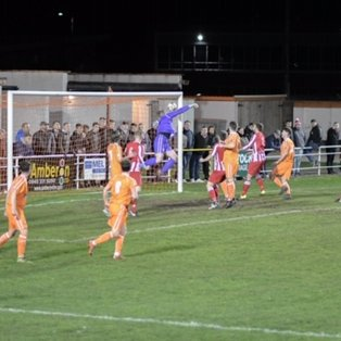 Conwy Borough 3-1 Holywell Town