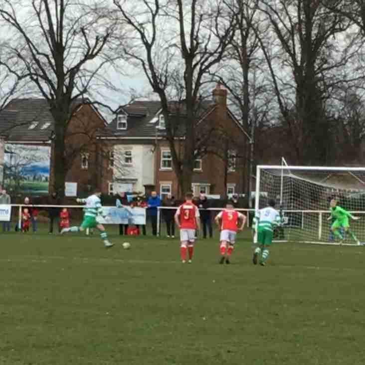 Late goal denies Wellmen 3 points at Gresford