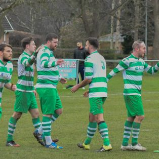 Gresford Athletic 1-1 Holywell Town
