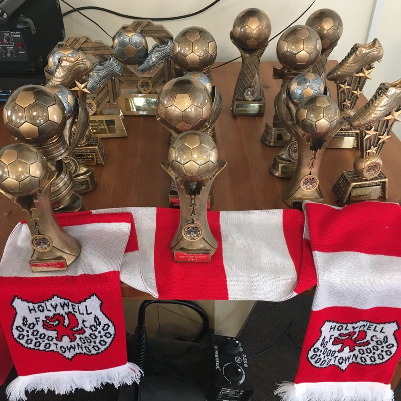 Holywell Town Presentation Night - Season 2018/19