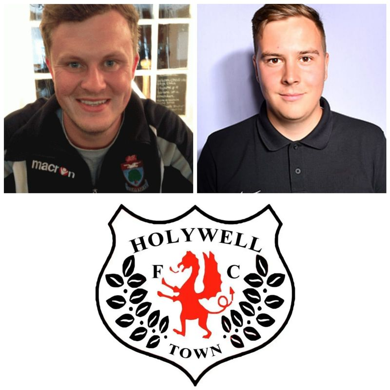 Wellmen sign duo to backroom staff