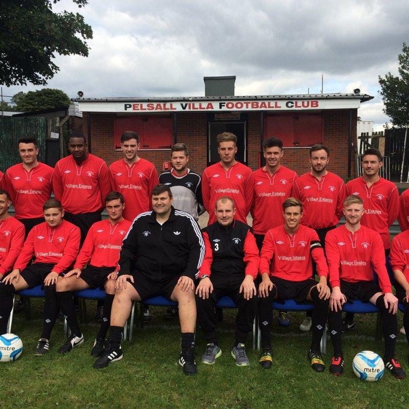 Pelsall Villa 3-4 Heath Hayes