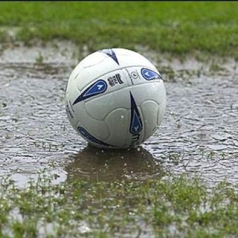 Tonights game postponed