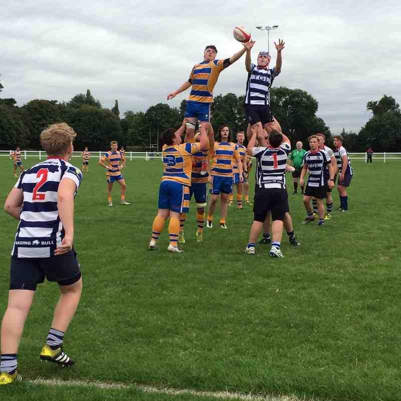 Old Leamingtonians RFC vs Banbury RFC Academy Colts