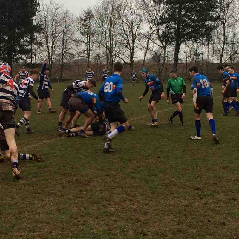 Leamington RFC vs Academy Colts