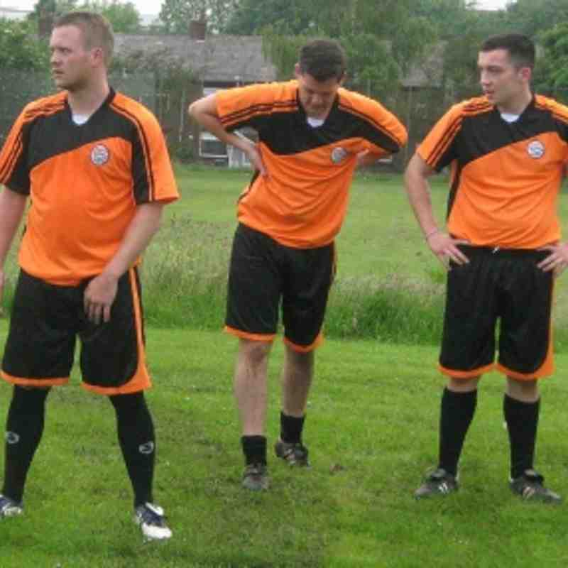 Pre Season Training 2012/13