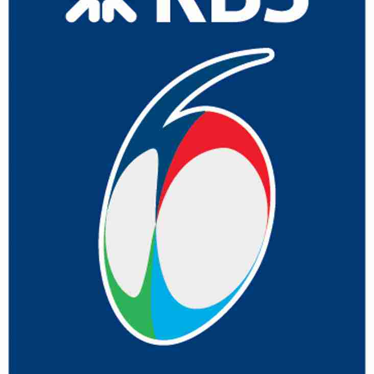 RBS 6 Nations tickets available to club members