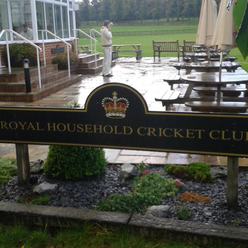 Drawn: Royal Household CC - Cricketers Club of London