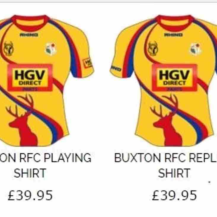 Buy Stags Replica and Training Kit Here