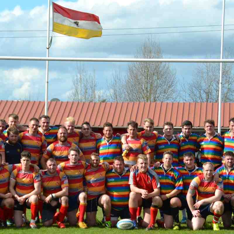 PRUFC XV  V H & (Presidents Game 2015)